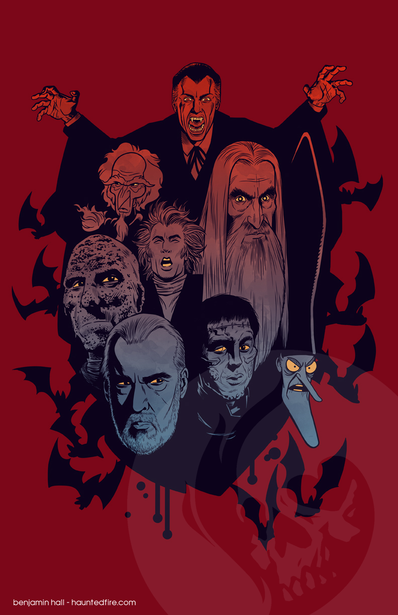 Christopher Lee Shirt