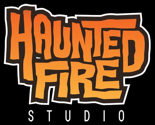 Benjamin Hall's – Haunted Fire Studio