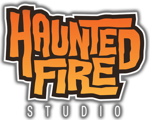 Benjamin Hall's – Haunted Fire Studio